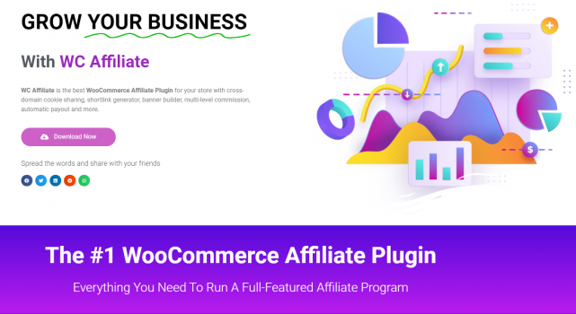 best woocommerce affiliate referral tracking plugin