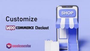 customize woocommerce checkout with elementor