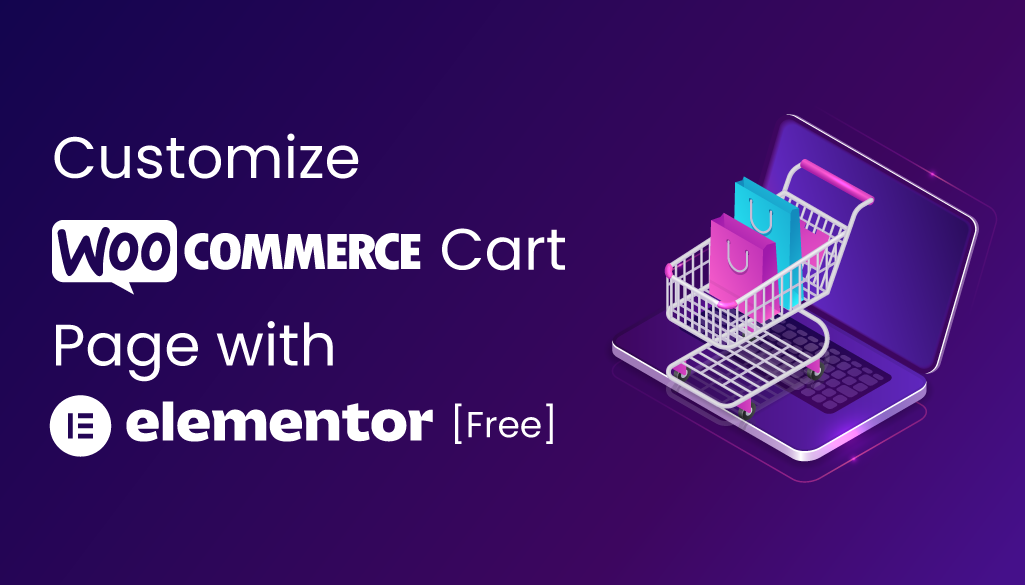 customize woocommerce cart page for free